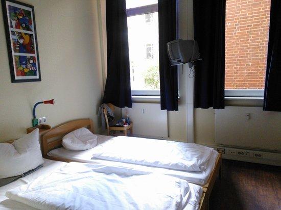 Acama Kreuzberg Hotel+Hostel: nuestra habitación