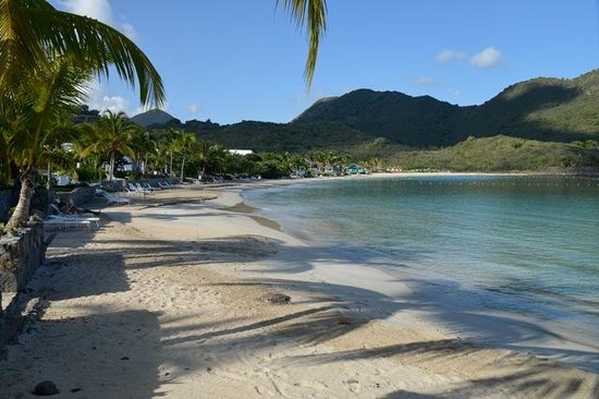 Hotel Riu Palace St Martin : Beautiful beach at Anse Marcel