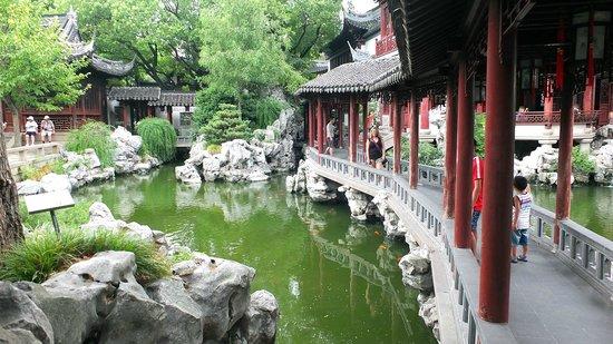 Yuyuan Garden: gardens
