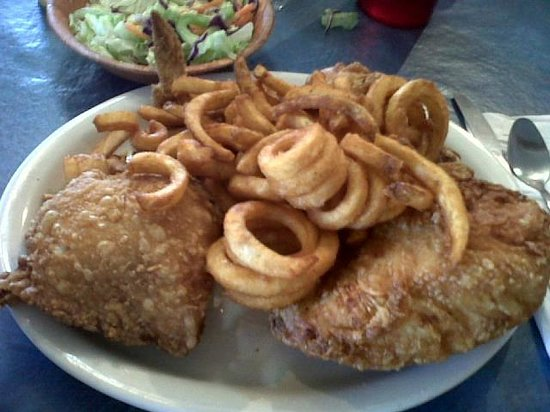Chippewa Lake, MI: Broasted Chicken