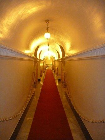 Hotel Albani Firenze : Hotel Flurbereich