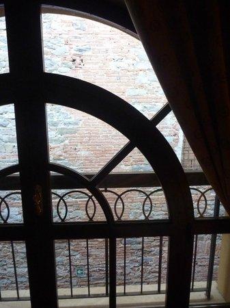 Hotel Albani Firenze : Zimmeraussicht
