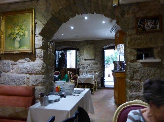 Restaurant Don Quichotte : une salle du restaurant