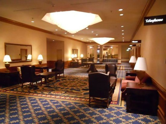 Houston Marriott Westchase : Business meeting area