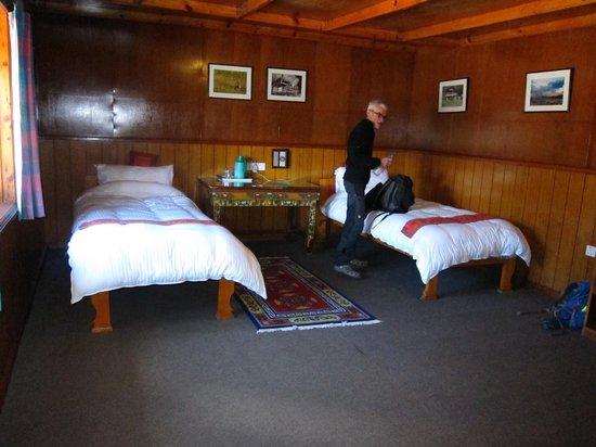 Yeti Mountain Home Thame: Big room
