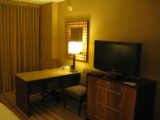 Hyatt Regency Denver Tech Center: Nice king room.