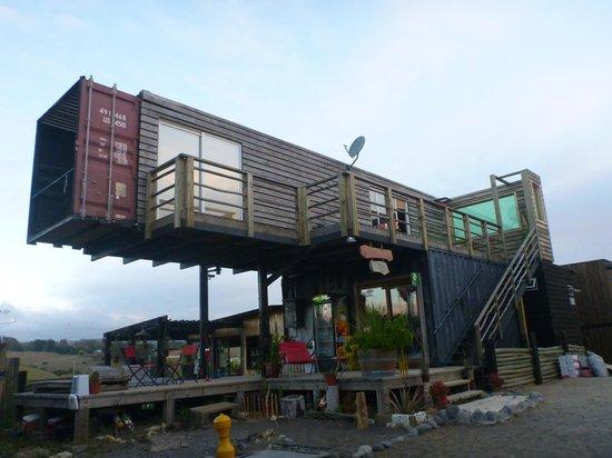 The Sirena Insolente Hostel: the sirena insolente