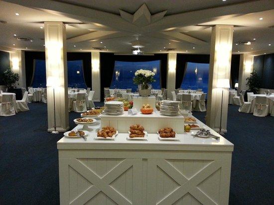 Hotel Lungomare: Desayunador