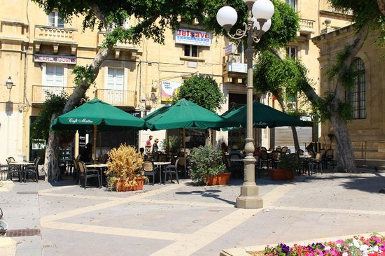 Cafe' Matteo : vista del ristorante Matteo