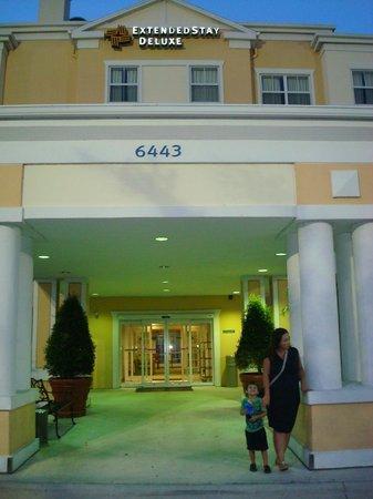 Extended Stay America - Orlando - Convention Ctr - 6443 Westwood: entrada Principal