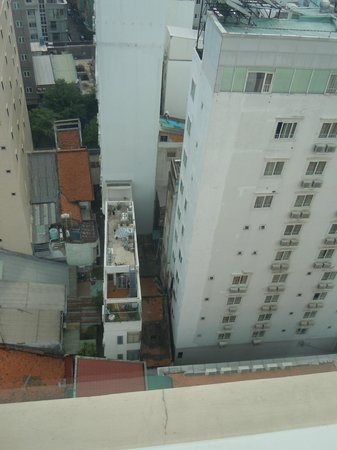 Golden Central Hotel: Room View