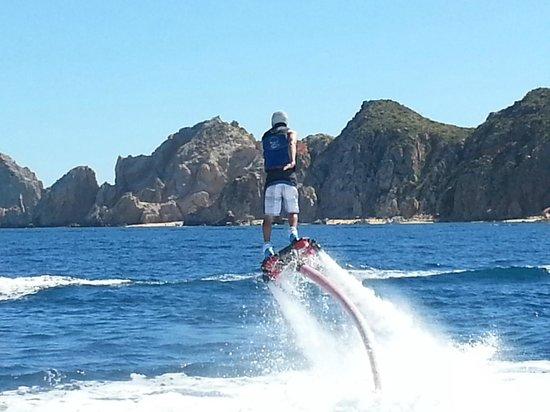 Cabo FlyBoard : fun