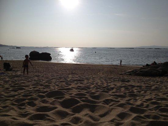Hotel Bosque-mar: Playa de las pipas