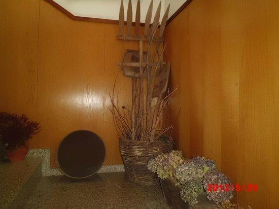 Hotel Rural Sra. de Pereiras: Áreas do hotel