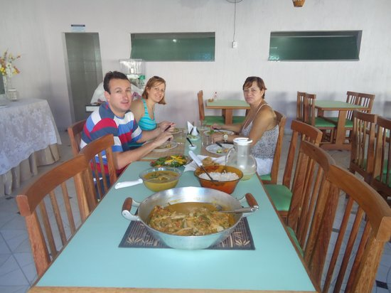 Apart Hotel Veleiros: Moqueca de Peixe