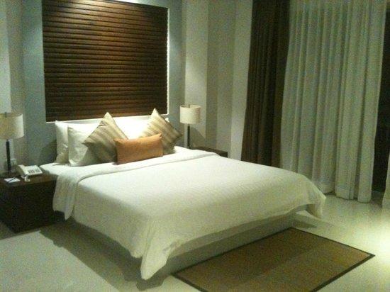 Peace Laguna Resort : Bed