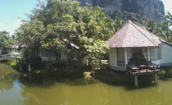 Peace Laguna Resort : Bungalow
