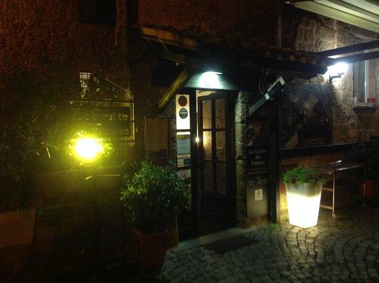 Grand Hotel Italia: exterior