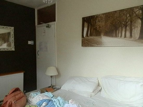 Kipps: doublebed room
