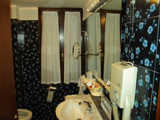 Ripagrande Hotel : Bagno extra lusso