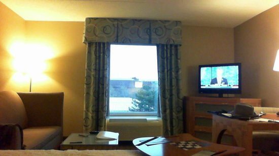 Hampton Inn & Suites St. Louis at Forest Park: Hotel Room