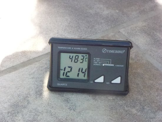 Barut Hemera : Day temperature
