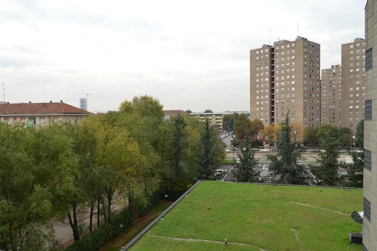 Novotel Milan Nord Ca Granda: room view