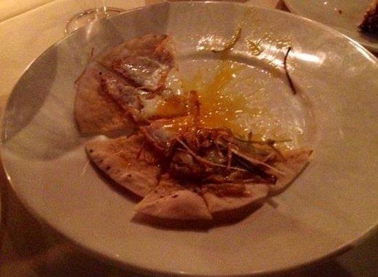 Bella Italia Ristorante: Entrada Deliciosa