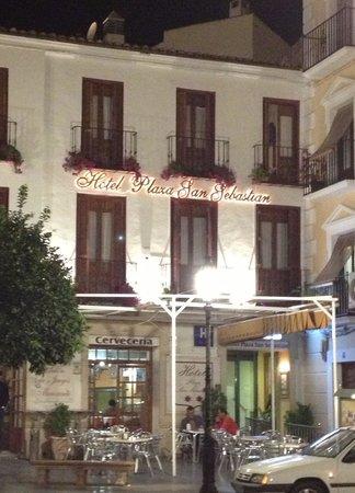 Hotel Plaza San Sebastian