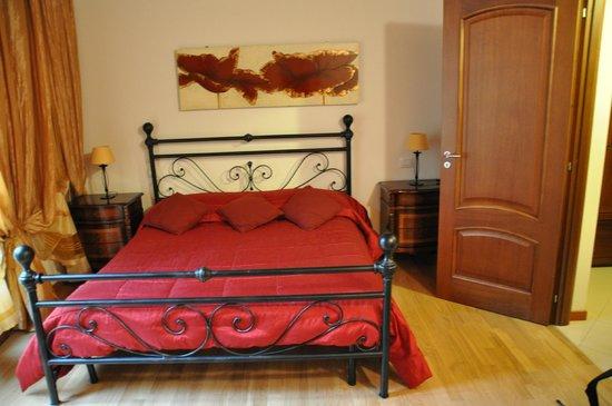 Alberghiera Venezia : il letto