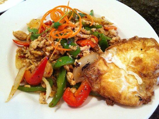 Thai Spices - Thai Restaurant: Thai Spices Basil (Thai Style Option)