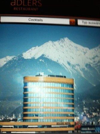 Adlers Hotel: aDLERS Innsbruck