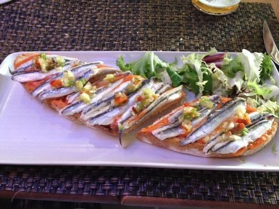Restaurante Carmela: Tasted as good as it looks!
