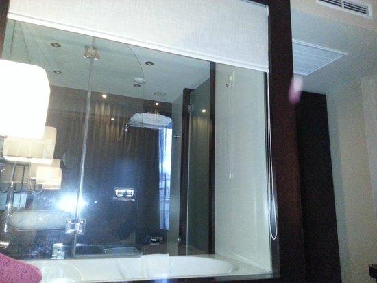 Turim Av Liberdade Hotel : Banheiro do quarto