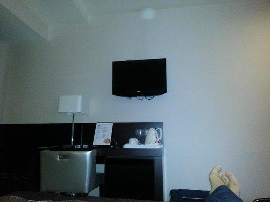 Turim Av Liberdade Hotel : Quarto