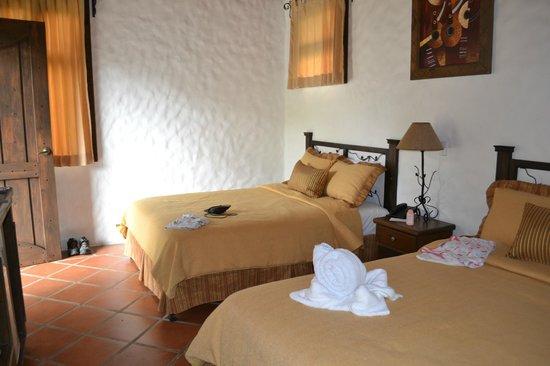 Casa Luna Hotel & Spa: Las habitaciones son pequeñas y rústicas