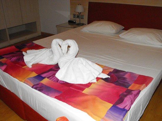 Kolymbia Bay Art Hotel: Camera