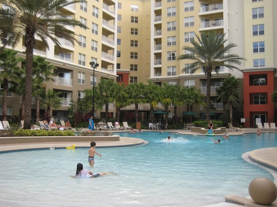 Pool By Building 16 17 Picture Of Vacation Village At