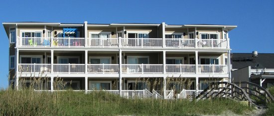 Dunescape Condominiums : Dunescape--Our home away from home!