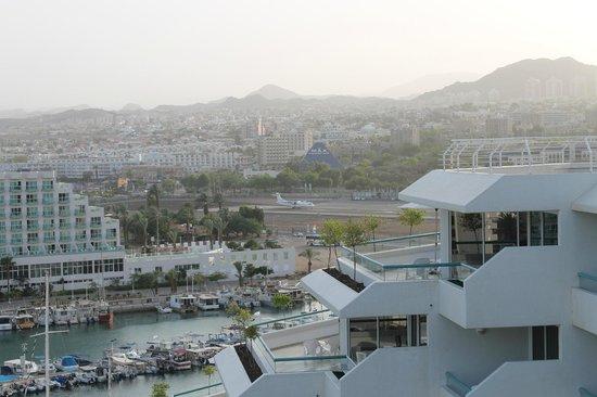 Crowne Plaza Hotel Eilat : Viewi