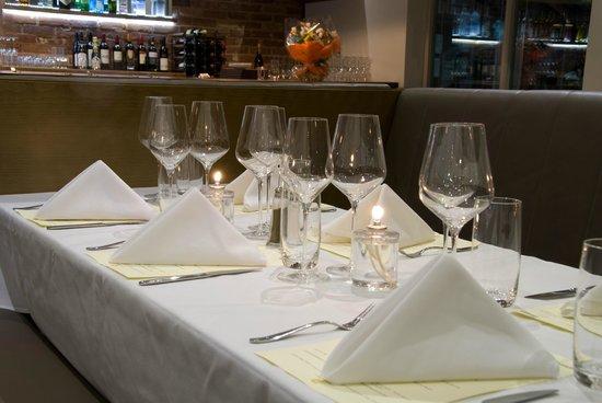 The Watermark Wine Bar & Restaurant: Fine Dining