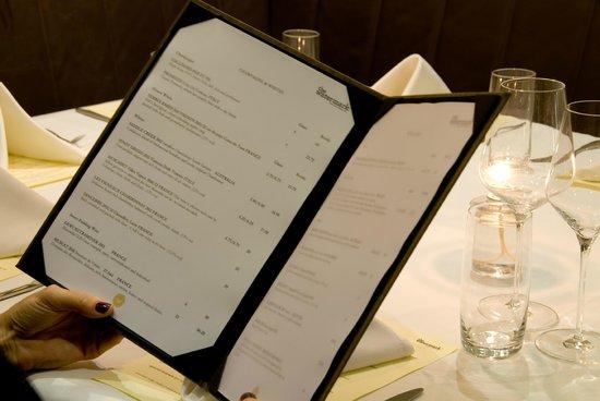 The Watermark Wine Bar & Restaurant: Watermark Wines