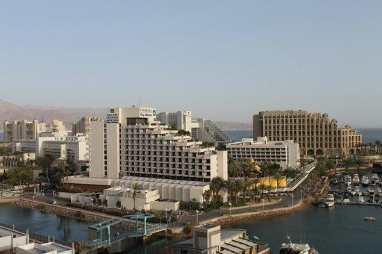 Crowne Plaza Hotel Eilat : View