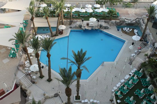 Crowne Plaza Hotel Eilat : Pool