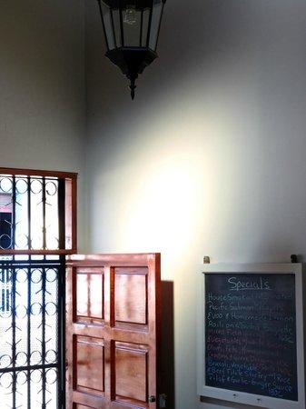 Restaurante El Garaje : Menu