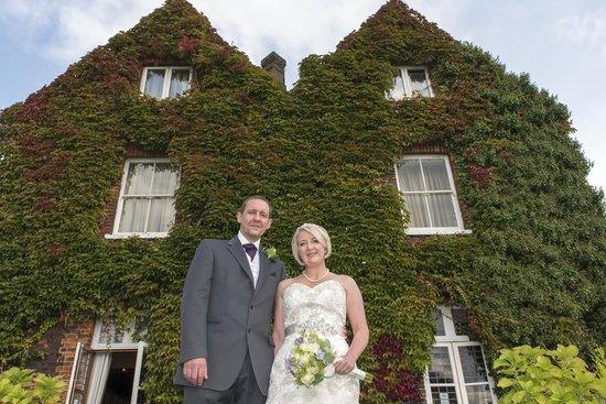 Mercure Letchworth Hall: Our Wedding Day
