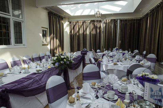 Mercure Letchworth Hall: The Lytton Conservatory
