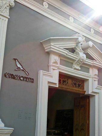 Espressonista Specialty Coffeebar and Restaurant: Restaurant