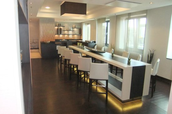 Cologne Marriott Hotel: Alles top