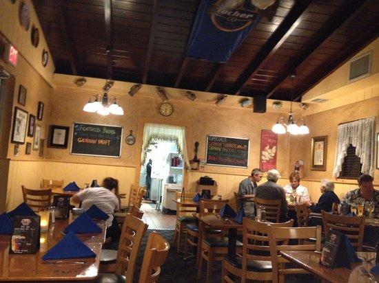 Cypress Nook Bavaria Haus Restaurant: Outstanding !